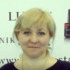 Profil korisnika Валентина