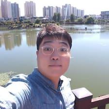 Profil utilisateur de 정빈