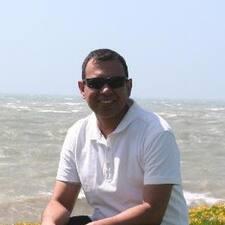 Användarprofil för Sujith