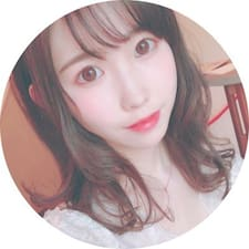 美優 felhasználói profilja
