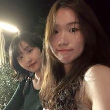 So Jeong felhasználói profilja