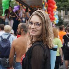 Raphaela felhasználói profilja