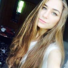 Gebruikersprofiel Sofia
