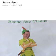 Nutzerprofil von Claude
