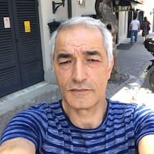 Το προφίλ του/της Osman Nuri