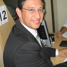 Användarprofil för Carlos Miguel