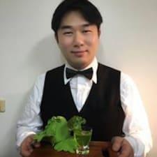 Perfil do usuário de 京致
