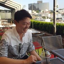 KyungNam User Profile