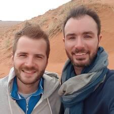 Profil utilisateur de Guillaume & Grégory