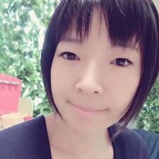 Ruriko felhasználói profilja