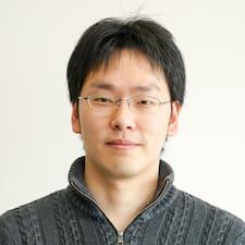 Perfil do utilizador de Hiroshi