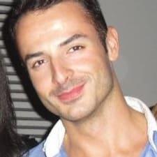 Profil Pengguna Antonio