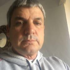 Denis felhasználói profilja