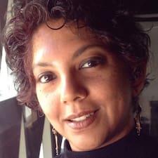Tania felhasználói profilja
