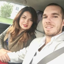 Profil utilisateur de Galina And Eduard