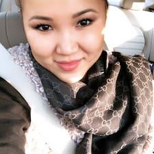 Nataly felhasználói profilja