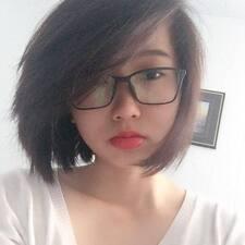 Tifanny felhasználói profilja