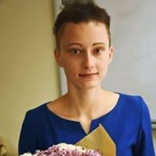 Kateryna Brukerprofil
