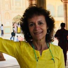 Профиль пользователя María Eugenia
