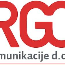 Rgo的用戶個人資料