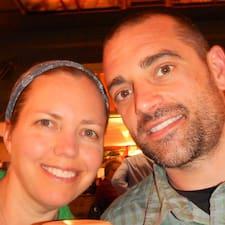 Jen & Tim Brukerprofil