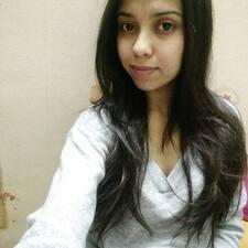 Meenal User Profile