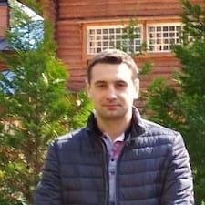 โพรไฟล์ผู้ใช้ Андрей