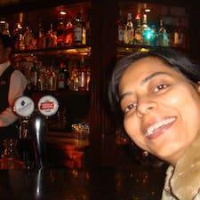 Profil utilisateur de Vineeta