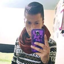 Jonathan Andrés felhasználói profilja