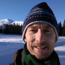 โพรไฟล์ผู้ใช้ Geir Arne