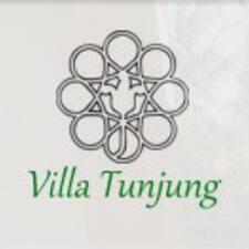 Tunjung User Profile