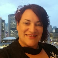 Profil utilisateur de Cate