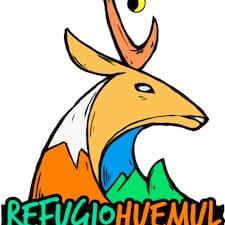 Refugio is the host.
