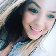 Ariany felhasználói profilja