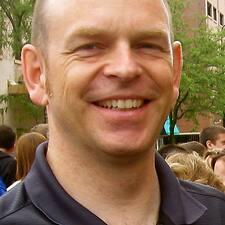 Kirk felhasználói profilja