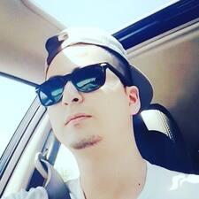 Rames - Uživatelský profil