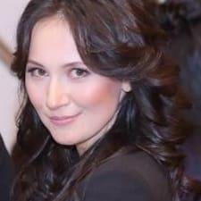Yana felhasználói profilja