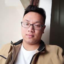 蓝霖 User Profile