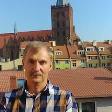 Profil utilisateur de Ryszard