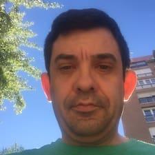 Perfil do utilizador de Alfredo