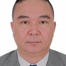 Henkilön Zhanzhou käyttäjäprofiili