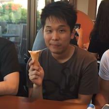 Shunsuke felhasználói profilja