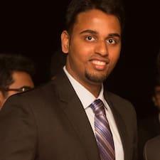 Dhanraj - Uživatelský profil