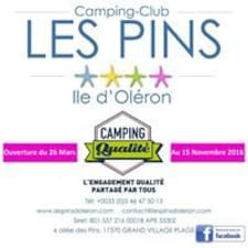 Användarprofil för Camping-Club Les Pins