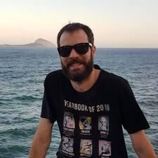 Profilo utente di Luis Henrique
