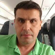 Profil Pengguna Martín Jose