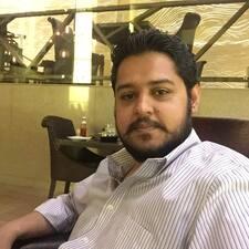 Hassan felhasználói profilja