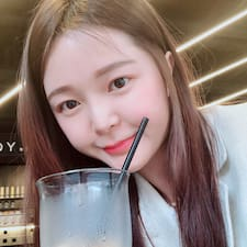 Gebruikersprofiel EunGyeol