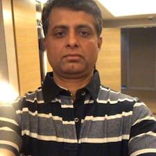 Perfil de usuario de Rahul