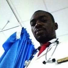 Nutzerprofil von Oluwafisayo